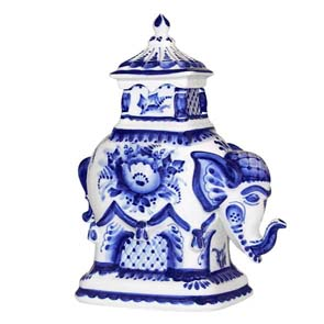 Чайница «Слон»