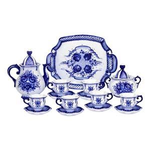 Чайный сервиз «Юбилейный»