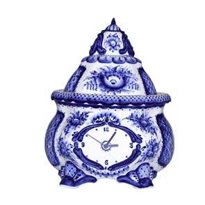 Часы Шкатулка