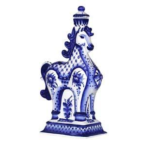 Штоф «Конь»