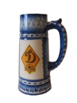 Пивная кружка с символикой